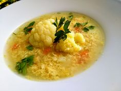 Korn, Risotto, Ethnic Recipes, Soups, Turmeric, Soup