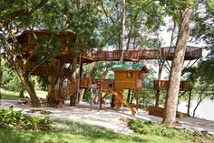 11 | 18 Of The World's Most Amazing Tree Houses | Co.Design | business + innovation + design