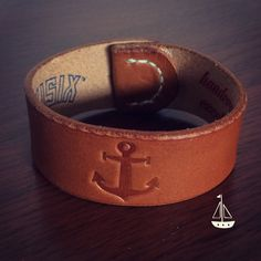 SOXISIX handmade leather bracelet
