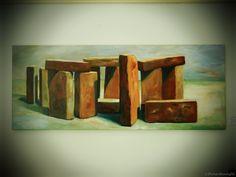 Henka Bohlander 'Stonehedge' Bookends, Dutch, My Favorite Things, Home Decor, Art, Art Background, Decoration Home, Dutch Language, Room Decor