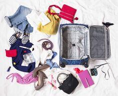 de6fbbb7a #Kipling #Bags #Travel Llevamos, Maletas, Organizar, Bolsos Kipling,  Mochilas