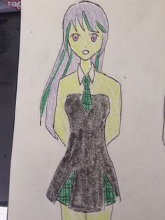 Here's what lavender will wear to the dance~