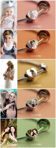 My Baby, you're the most precious gift in my life. Soufeel Jewelry, for every memorable day!