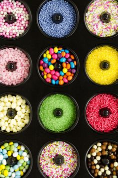 How many calories in a donut? 54 in these ones to be exact. Make a batch of donuts to cure your sweet tooth without breaking the calorie bank.