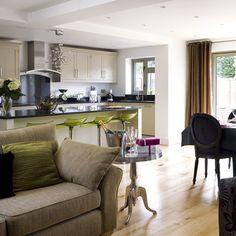 Küchen Küchenideen Küchengeräte Wohnideen Möbel Dekoration Decoration  Living Idea Interiors Home Kitchen   Moderne Offene Küche | Kitchen |  Pinterest ...