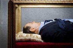 Berlusconi is dead.