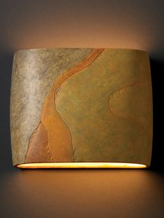 Justice Design Ceramic Collection Wall Sconces - Indoor or Outdoor, Bisque or Glazed - Brand Lighting Discount Lighting - Call Brand Lighting Sales 800-585-1285 to ask for your best price!