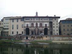 Galleria degli Uffizi, Florence, Italy #Museum