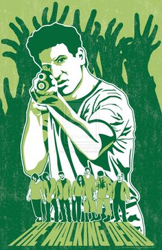 The Walking Dead - Shane Walsh by Marci Brinke