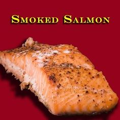 Cooking salmon on the smoker is the best way to cook fish for the whole family, offering great taste, juicy texture, and an awesome smell. Smoked Salmon Recipes, Grilled Fish Recipes, Healthy Salmon Recipes, Grilling Recipes, Salmon Smoker, Cooking Salmon, Cooking Fish, Cooking Corn, Cooking Red Lentils