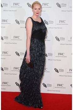 Gwendoline Christie style file | Harper's Bazaar