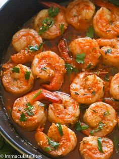 Cajun butter Spicy SHrimp