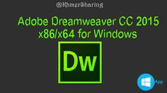Adobe Dreamweaver CC 2015 x86/x64 for Windows - KhmerSharing