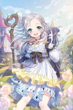 Image in 💠😍Anime😍💠 collection by 👑💕Carolina💕👑 Fille Anime Cool, Anime Girl Neko, Chica Anime Manga, Manga Girl, Anime Chibi, Anime Art Girl, Anime Girls, Pretty Anime Girl, Beautiful Anime Girl