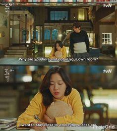 Korean Drama Scenes That Are Relatable AF - Koreaboo Korean Drama Funny, Korean Drama List, Korean Guys, Korean Star, Korean Food, Quotes Drama Korea, Korean Drama Quotes, Goblin Korean Drama, K Drama