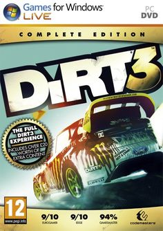 DIRT 3 Free Pc Game Free download full version
