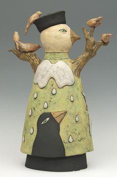 Intriguing ceramic!