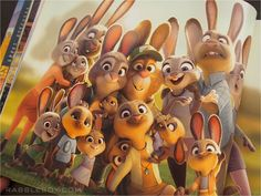 Disney: The Art of Zootopia Book