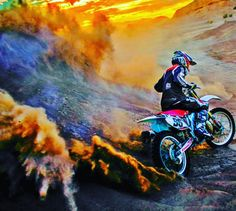 Morocross morning! Pinterest: pearlxoxoxo