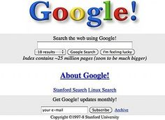 How Google Changed Over the Years