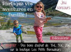 Les Petits Baroudeurs : Equipement de randonnée pour les enfants