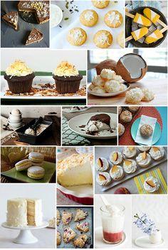 Creative Coconut Treats #dessert