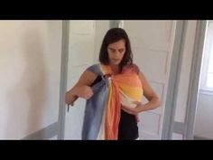 This video shows how to use a ring sling with a newborn. It includes tips for se… This video shows how to use a ring sling with a newborn. It includes tips for setting the sling before you put in baby, tightening, and making a seat. Baby Sling, Wildbird Ring Sling, Ring Sling Carries, Baby Makes, Baby Wraps, Everything Baby, Baby Time, Our Baby, Babywearing