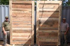 reclaimed wood door - Google Search