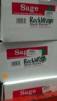 Fresh Sage (box). http://affordablegrocery.com