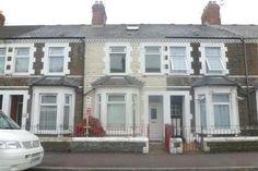 3 bedroom terraced house for sale in Arran Street, Roath, Cardiff - 18461287