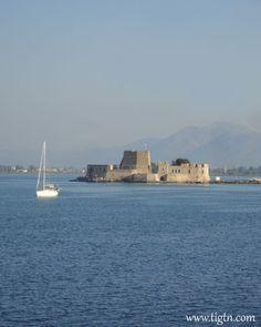 Sailing away from #Nafplio, #Argolida - #Greece
