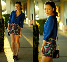 Rich Colors + Giveaway on my blog (by Jessica R.) http://lookbook.nu/look/3173329-Rich-Colors-Giveaway-on-my-blog
