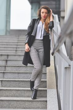 Check out the following stylish office looks and choose which one you will try to copy this winter, so to have a professional look at work.