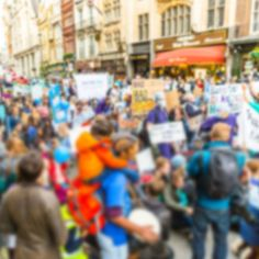 When Protests Turn Violent | #ICMA | #localgov #protests #protestors #communities #violence #policing #strategies #peaceful #leadership