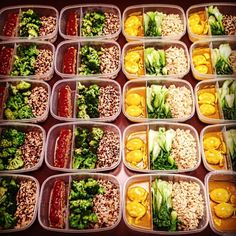 Our favorite #mealprep of the day is by @jayraphael - Check out his page for more healthy recipes.