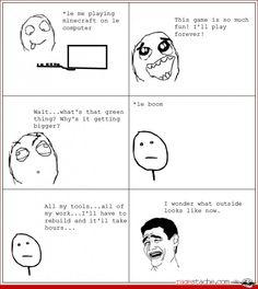 How Minecraft works