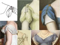 62 trendy how to sew a dress for teens ball gowns Regency Dress, Regency Era, Historical Costume, Historical Clothing, 1800s Fashion, Vintage Fashion, Empire Style, Dresses For Teens, Fashion Plates