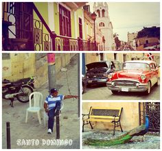 Impressions of Santo Domingo