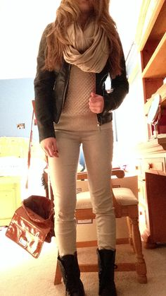 Winter outfit-Neutrals