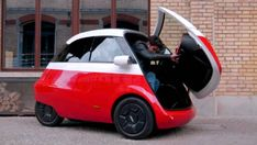 Tech That Matters – Innovations that improve lives Normal Cars, Bmw Isetta, Microcar, Commute To Work, City Car, Creature Comforts, Electric Cars, Concept Cars, Motorbikes