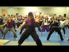 Alright by Pitbull - Hip Hop w/some Latin-inspired moves