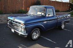 1961 - '66 Ford Trucks - Google Search ^ 66 ^