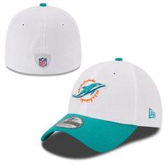 NFL Miami Dolphins New Era On Field Training Camp 39Thirty Flex Hat