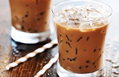 If you love chocolate, peanut butter, and coffee, you'll love this drink!