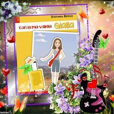 Con la mia valigia gialla di Stefania Bergo