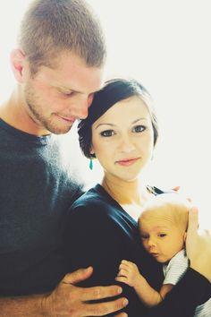 Family photo of the new Larson family?