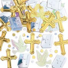 Rejoice Christening Confetti