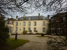 Stunning Normandy Period VIlla, French Property, Normandy, Period, Villa, Mansions, House Styles, Home Decor, Normandie, Decoration Home