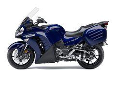 """Kawasaki 1400GTR """"ABS"""" (2013)"""