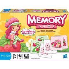 "Memory Game - Strawberry Shortcake - Hasbro - Toys ""R"" Us"